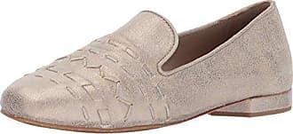 Donald J Pliner Womens HayliespT8 Loafer Flat, Light Taupe, 6 Medium US