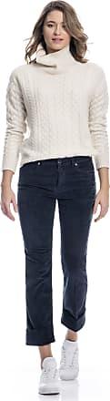 Re-hash Jeans cropped con gamba leggermente svasata