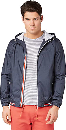 Tom Tailor Casual Mens 1007511, Blue (Blue Jacket Structur 15721), Small