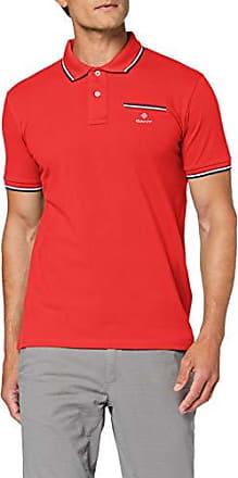 GANT Graphic Ss Da Uomo T Shirt Rosso