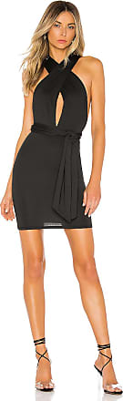 Superdown Shiloh Multi Way Dress in Black