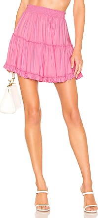 Young Fabulous & Broke Tahiti Skirt in Pink