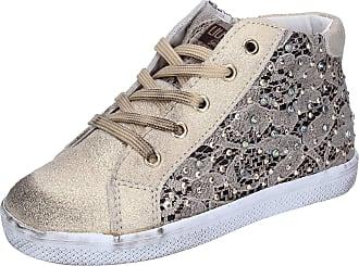 Liu Jo Baby-Girls Silver Fashion-Sneakers 7.5 UK Child