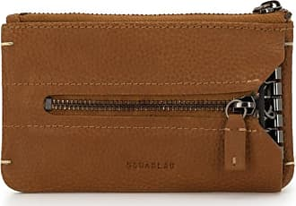 Scharlau Key holder wallet with coin pocket