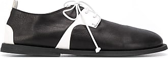 Marsèll Sapato bicolor com cadarço - Preto