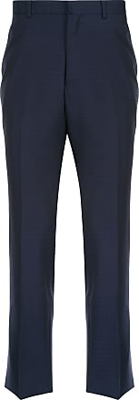 Durban tailored suit trousers - Blue