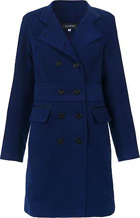 OLYMPIAH Pumacahua coat - Blue
