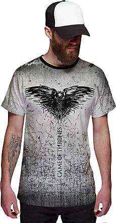 Di Nuevo Camiseta Corvo de Três Olhos GOT Game of Thrones