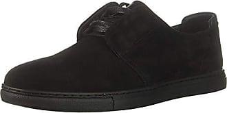 Zanzara Mens Spero Sneaker, Black, 9 M US