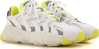 Ash Sneaker für Damen, Tennisschuh, Turnschuh Günstig im Sale, Weiss, Leder, 2019, 36 38 39 40