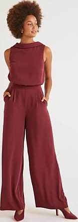 Boden Clarissa Jumpsuit Brown Damen Boden