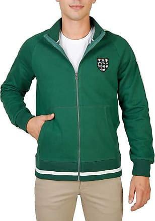 Oxford University Mens Sweatshirt Green Green Large