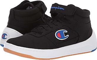 2d69018a2 Champion Super C Court Mid CVS (Black) Mens Classic Shoes