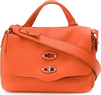 Zanellato Postina crossbody bag - ORANGE