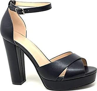 Sandaletten in Schwarz von Angkorly® ab 25,95 €   Stylight