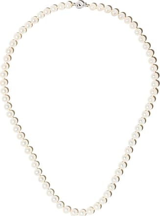 Yoko London 18kt white gold Classic Freshwater pearl necklace - 7