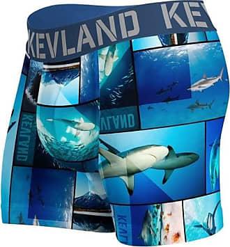 Kevland Underwear CUECA BOXER KEVLAND SHARKS (1, M)