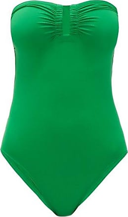 Eres Cassiopée U-ring Strapless Swimsuit - Womens - Green
