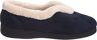 Padders Womens Carmen Navy Fleece and Fur Lined 417/24 5 UK