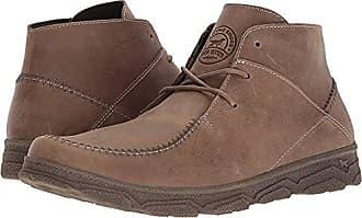 Irish Setter Mens Traveler 3808 Chukka Boot, Grey, 8.5 2E US