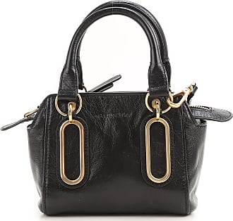 See By Chloé Top Handle Handbag, Black, Leather, 2017, one size