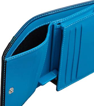 Mietis Wavy Wallet Blue / Black