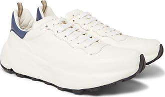 Officine Creative Sphyke Leather Sneakers - White