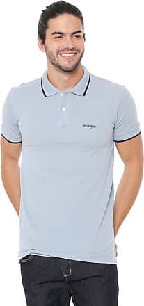 Wrangler Camisa Polo Wrangler Logo Azul