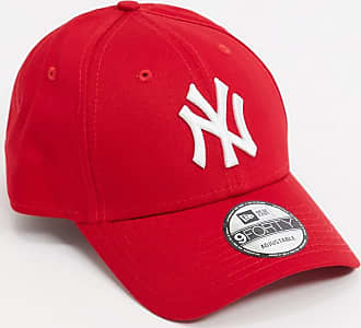 New Era 9Forty - Kappe in Rot
