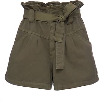Vi And Co Shorts Barcelos Verde - Mulher - PP BR