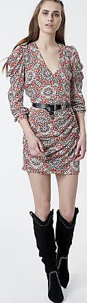 Sugarfree Gathered long sleeved short dress