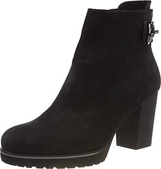 9 Noir Botines Black 008 9 Nubuc 21 EU Caprice 25430 Femme 8 5 40 p40fq05n