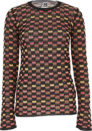 2be363fa1942 Missoni Pullover für Damen, Pulli Günstig im Sale, Schwarz, Viskose, 2017,