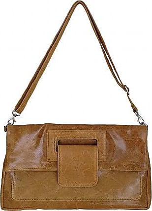 Ateliers Florentins Pochette et sac bandoulière en cuir, Bratto