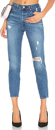 Levi's Wedgie Icon Fit in Blue
