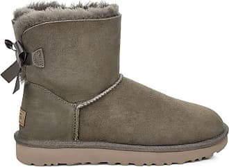 boots ugg cuir