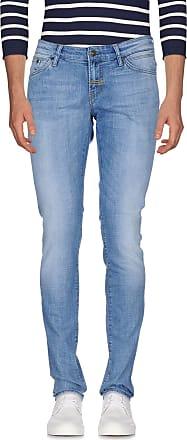 Meltin Pot DENIM - Denim trousers on YOOX.COM