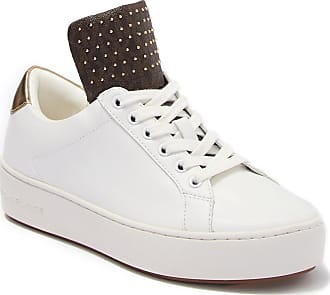 Michael Kors Leather Sneakers − Sale: up to −50% | Stylight