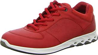 new concept 57cff 73660 Damen-Sneaker in Rot von Ecco® | Stylight