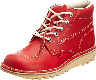 6 UK Core Red Hi Kickers EU FR 40 5 Rouge Fabricant Taille Bottes Kick Homme x6AqYq7n
