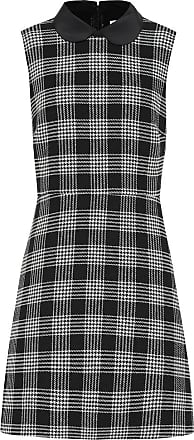 Red Valentino Check minidress