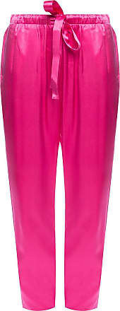 Undercover Silk Trousers Womens Pink