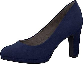 TAMARIS Damen Pumps, High Heels, Blockabsatz, Plateau