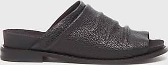 Kelsi Dagger Occupy WomenS Sandals Black Leather Slide 8.5