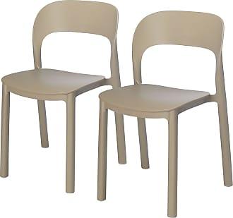 Chaises Chaises Design en Beige Maintenant : jusqu'à
