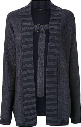 Alcaçuz Veste Parma de tricô - Azul