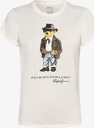 Polo Ralph Lauren Damen T-Shirt beige