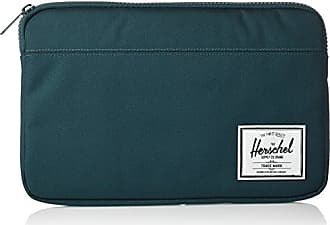 Herschel Supply Co. Unisex-Adults Anchor 12 inch MacBook Sleeve, deep teal, One Size