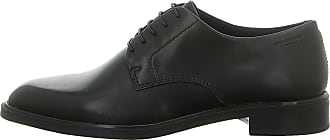 Vagabond Womens Frances Oxford Flat, Black, 2.5 UK