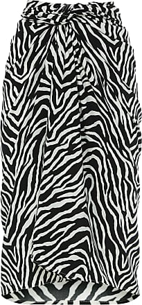 Vix Saia Fiorella Lee Pareo Skirt - Animal Print